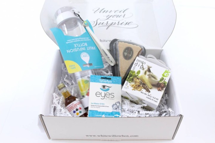 White Willow Box Review June 2016 4