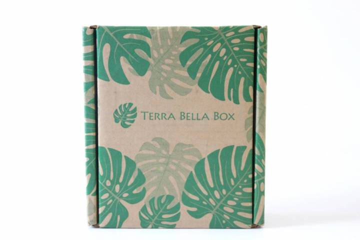 Terra Bella Box Review July 2016 1
