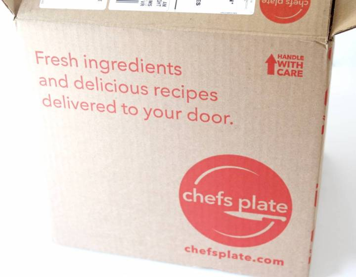 Chef's Plate Review August 2016 1