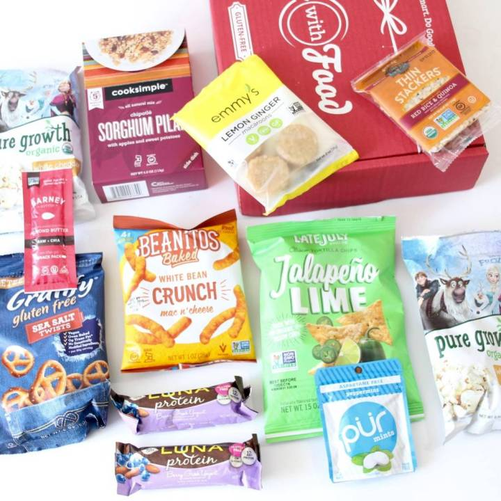Love With Food Gluten-Free Box Review July 2016 4
