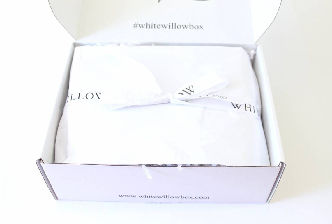 White Willow Box Review August 2016 2