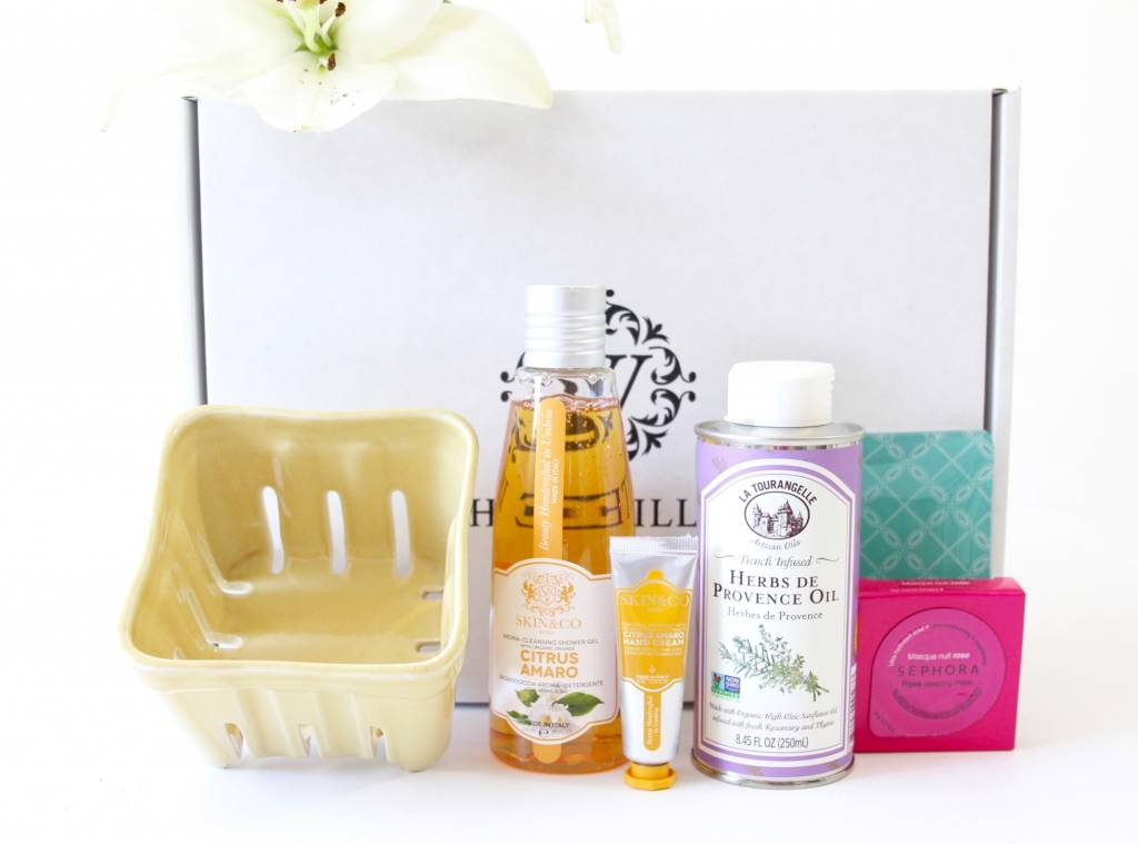 White Willow Box Review August 2016 6