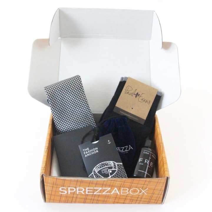 sprezzabox-review-october-2016-5