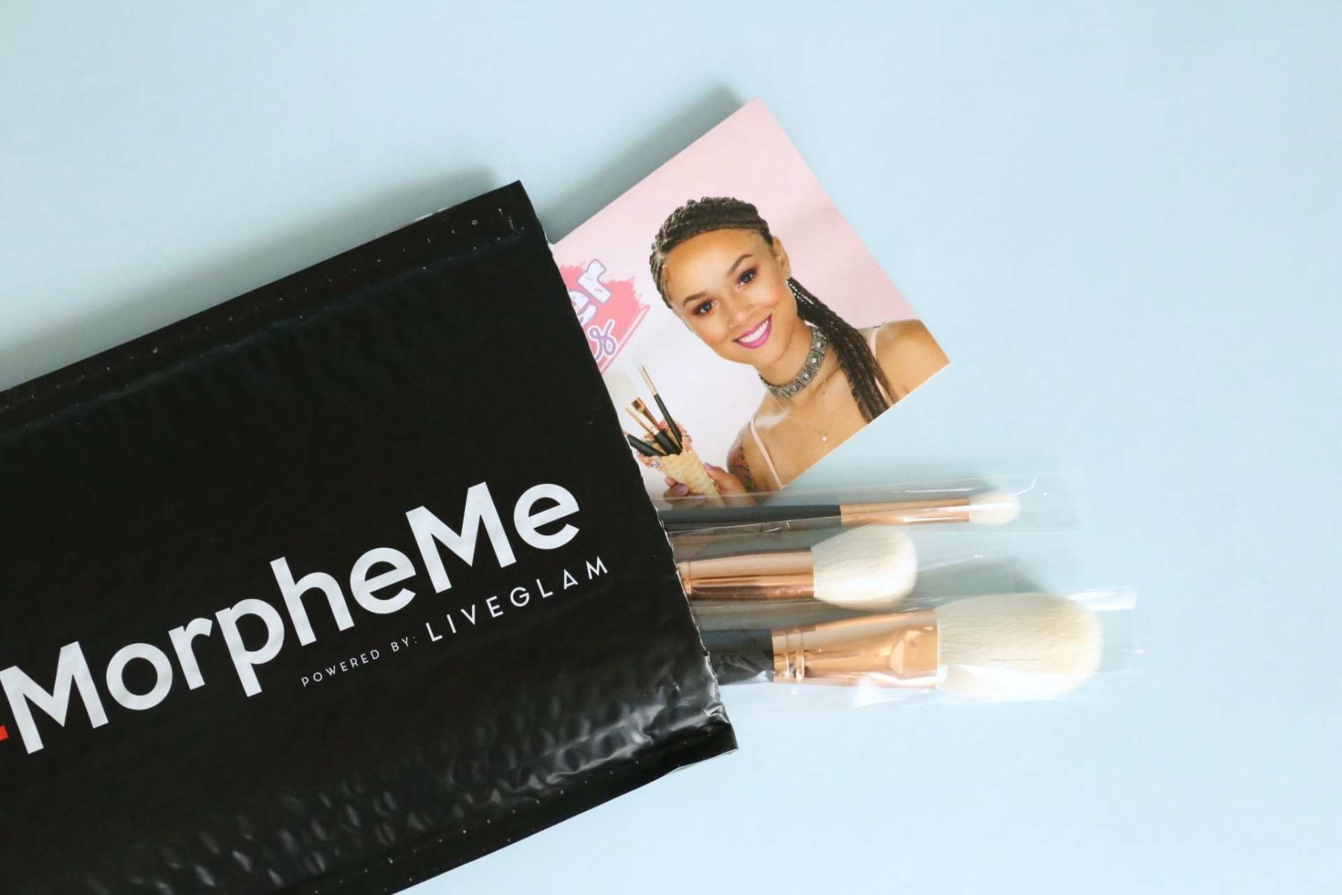 MorpheMe Brush Club Review August 2017