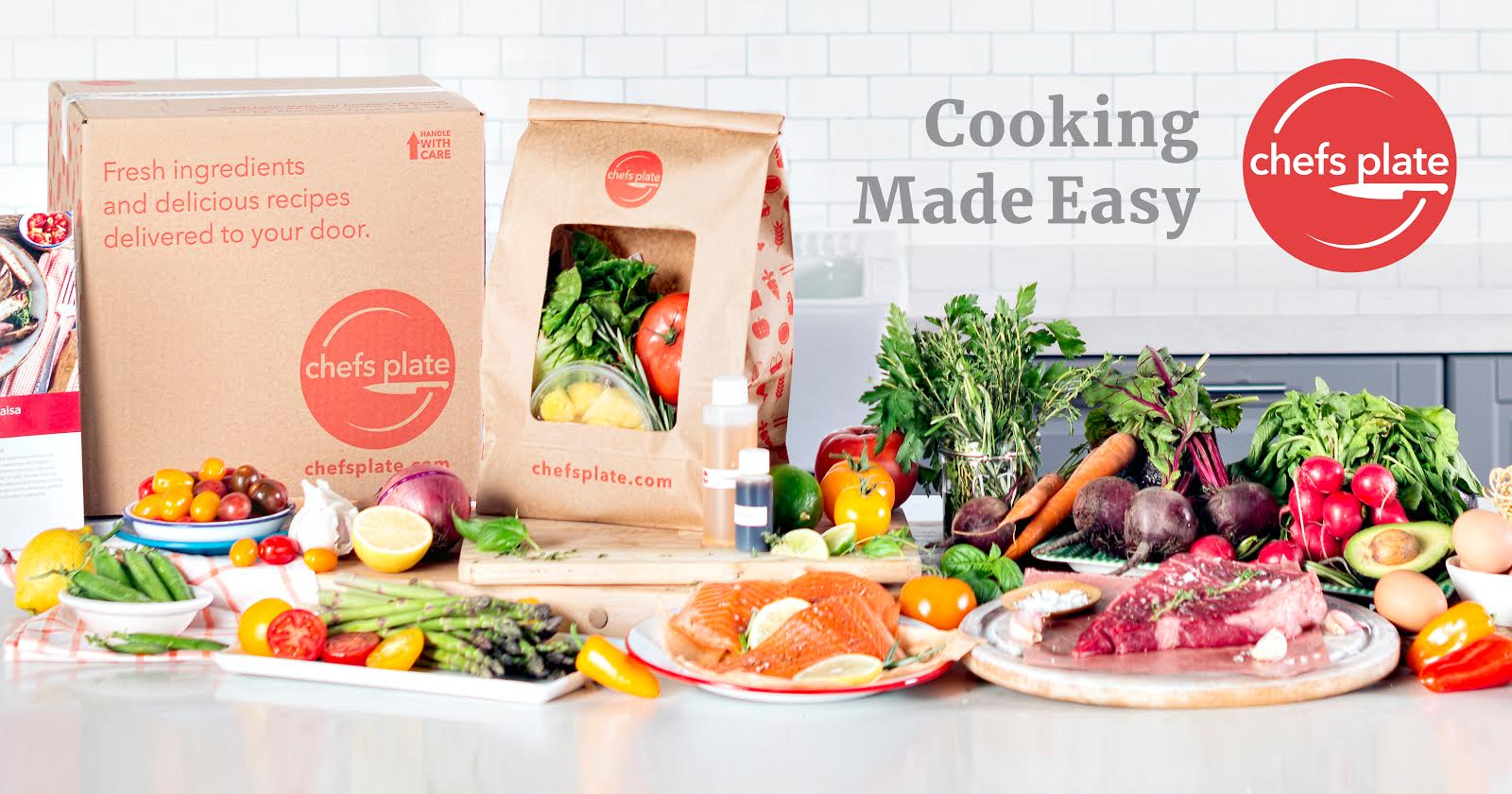 A year of boxes chefs plate coupon code march 2018 3 plates by delivering easy to follow recipes and fresh pre portioned ingredients right to your door they take the guesswork out of cooking and have made food forumfinder Choice Image