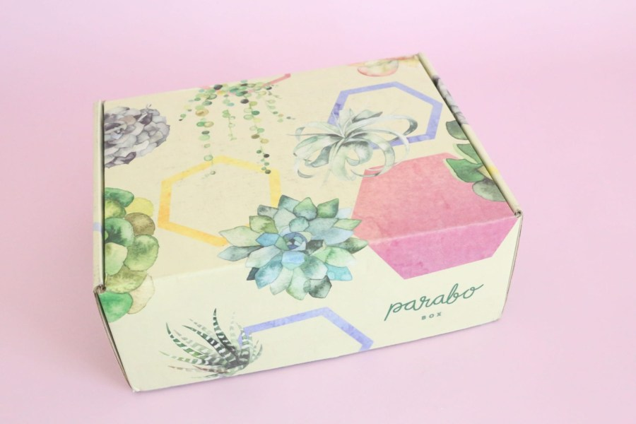A Year Of Boxes Parabo Box Review Junejuly 2018 A Year Of Boxes