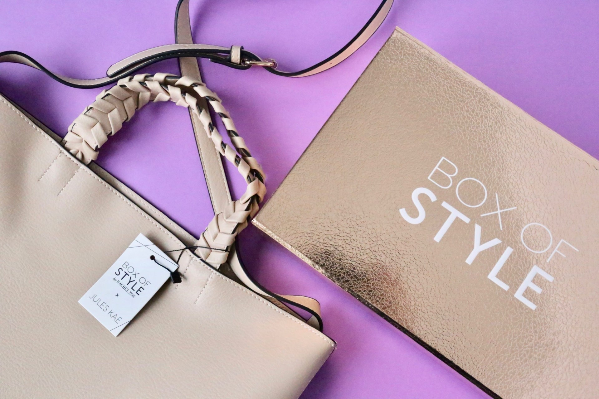 197c9325e85 Box of Style is an exclusive box curated by Rachel Zoe and her team  featuring over  400 of seasonal fashion and beauty finds for only  99.99.