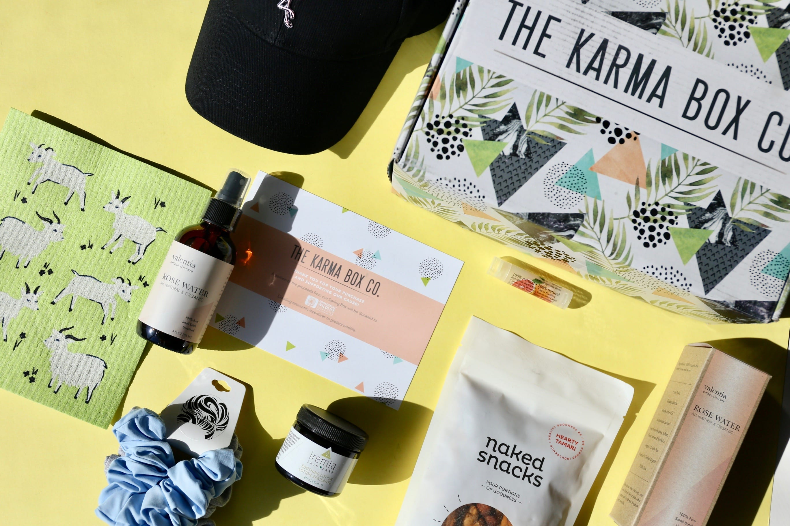 7f197db02 A Year of Boxes™ | The Karma Box Co. Review Spring 2019 - A Year of ...