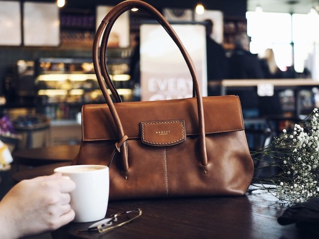 cf1d3574b5ad Radley Bag, the ideal everyday or work bag. Review and photos from ...