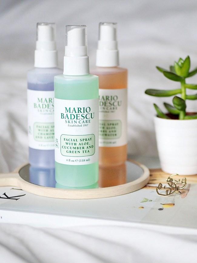 Mario Badescu Facial Spray Aye Lined Pinterest Beauty