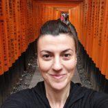 Japonya Fushimi Inari Tapınağı