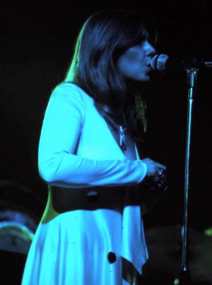 Annie Haslam at Friars