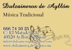 Dulzaineros de Ayllón