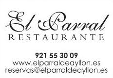 Restaurante el Parral Ayllon