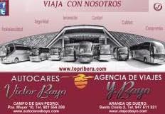 Autocares Victor Bayo