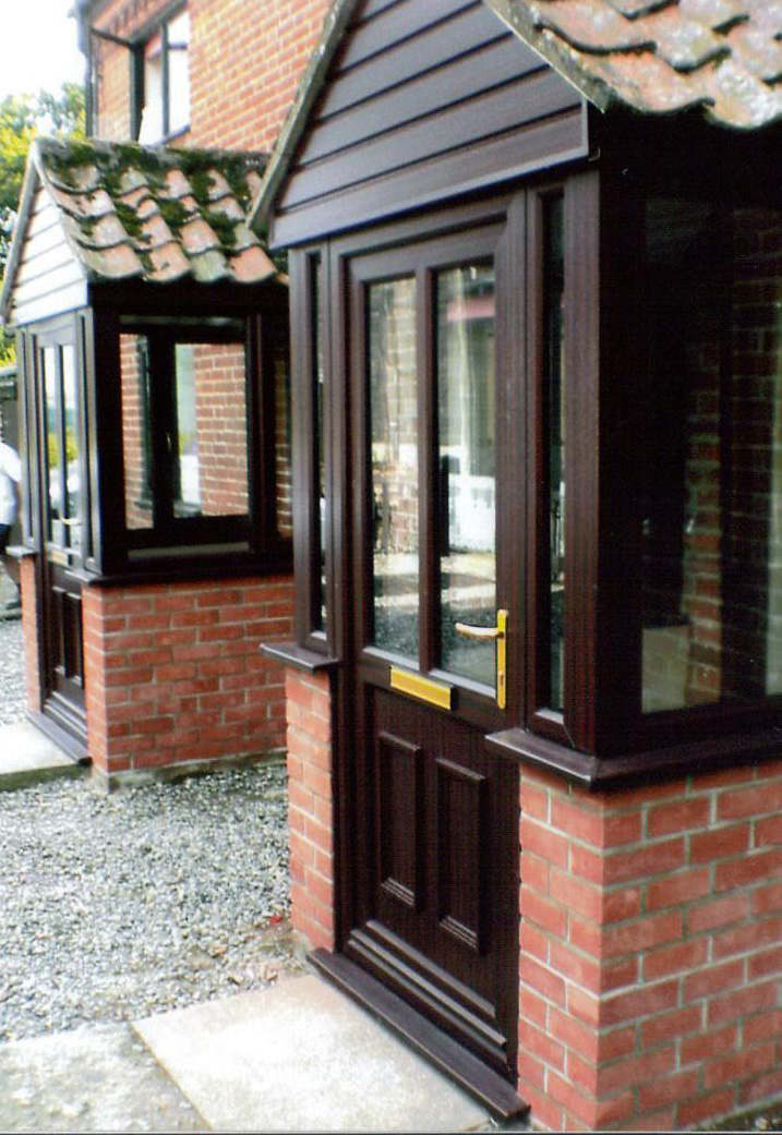 Upvc Front Porch