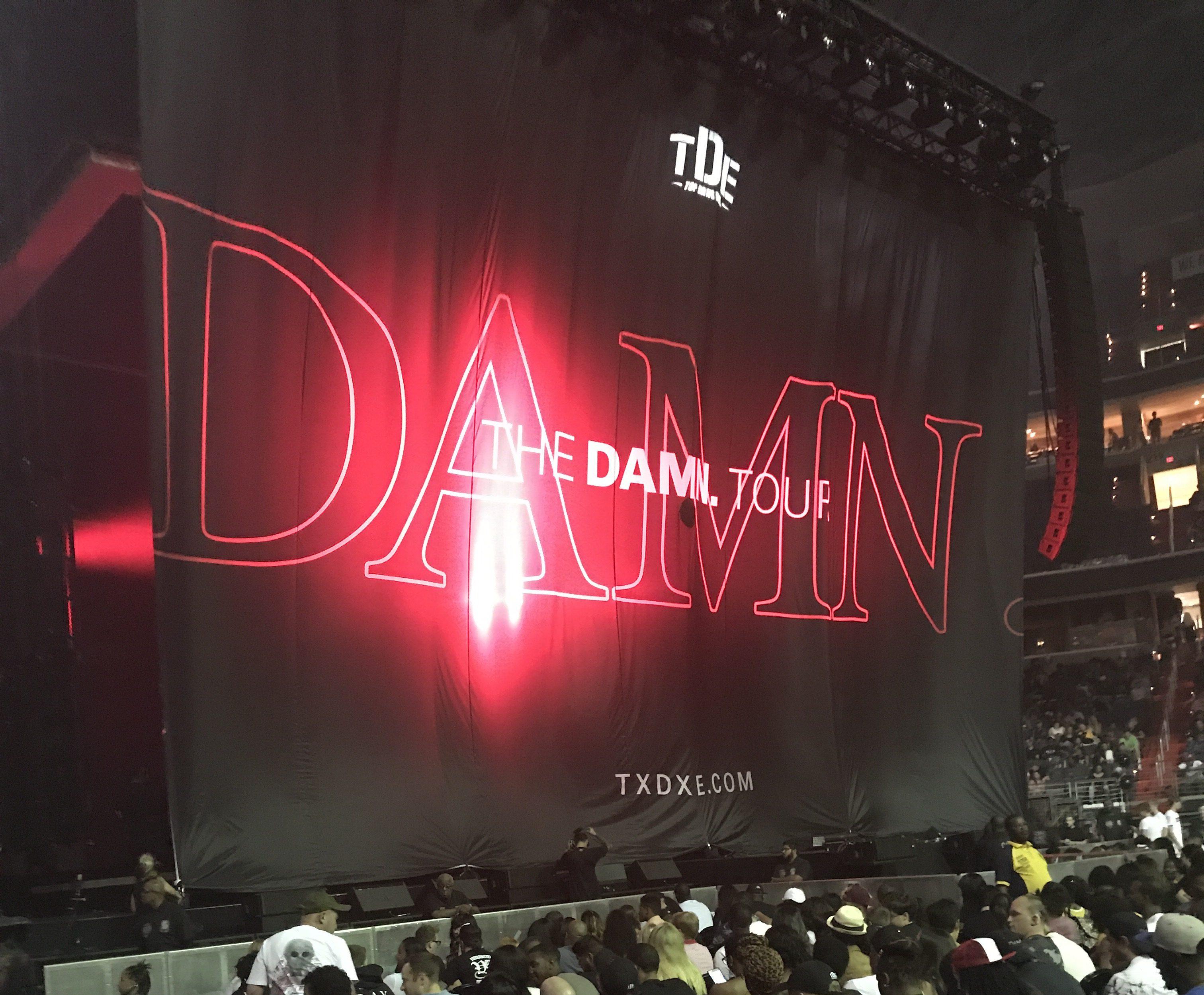 Kendrick-Lamar-The-DAMN-Tour-Stage