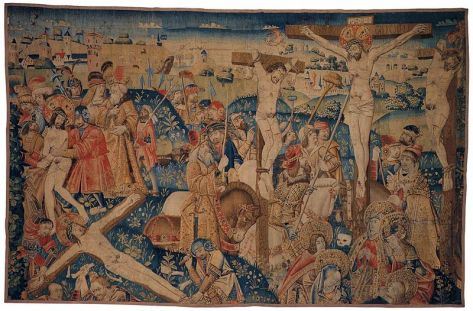 800px-Tapestry_with_Scenes_from_the_Passion_of_Christ