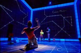 Curious Incident of the Dog in the Night Time Review
