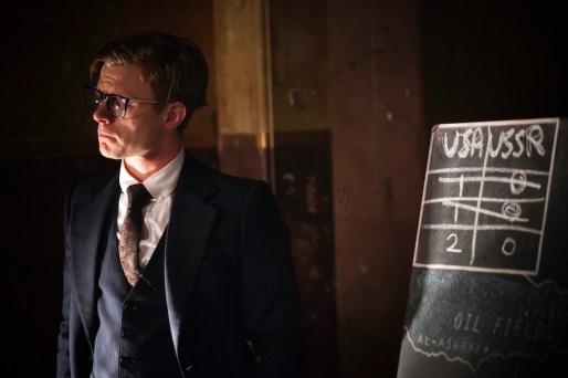 Simon Carroll-Jones as Benjamin Stokely