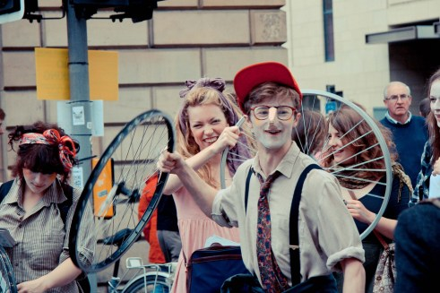 Edinburgh Young Critics Scheme- Image by Laura Saurez