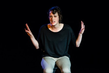 Phoebe Waller-Bridge in Fleabag at the Big Belly, Underbelly.