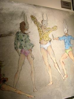 Cecile Tremolieres's design for Scottish Dance Theatre