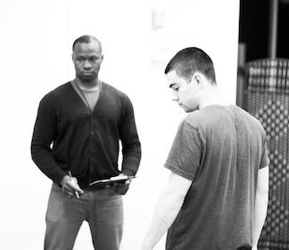 Rehearsals for CARTHAGE. Photo Credit Darren Bell (2)