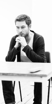 Rehearsals for CARTHAGE. Photo Credit Darren Bell