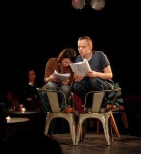 Theatre Cafe 2013