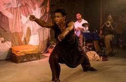 Sarai - Arcola Theatre - Sarah Hickson