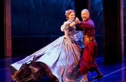 King and I - Lincoln Center Theater (c) Paul Kolnik