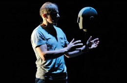 The Encounter, Complicite/Barbican (c) Robbie Jack