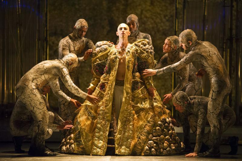 Review: Akhnaten, London Coliseum