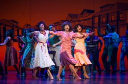 Motown The Musical - Shaftesbury Theatre, photo credit Alistair Muir