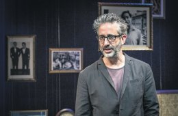 David Baddiel - My Family, Not The Sitcom