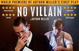 No Villain poster