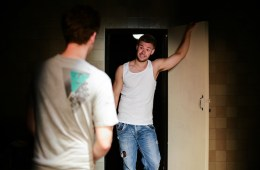 Strangers in Between - The Kings Head - Roly Botha and Dan Hunter