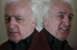 Chris Sullivan as Eddie Ramone in The Two Sides of Eddie Ramone