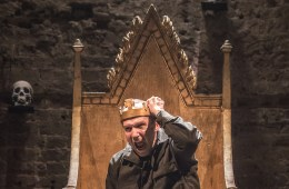 almeida theatre ralph fiennes director opportunity