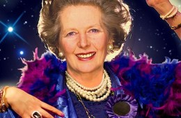Maggie Thatcher Queen of Game Shows