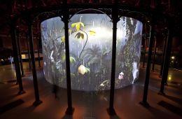 Roundhouse, Ron Arad, Christian Marclay, SDNA, Javier Mariscal, installation