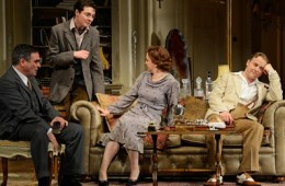Present Laughter at Richmond Theatre