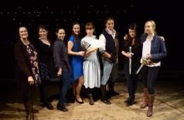 Alex Pearson, Catherine Trotter, Megan Pemberton, Rhiannon Sommers, The Rose Playhouse