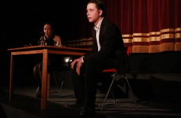 Bourne West, Bread and Roses Theatre, Clapham, Jonathan Stephenson, Hannah-Jane Pawsey