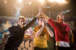 The Beastie Boys, Adam El Hagar, Simon Maeder, Daniel Foxsmith, Tope Mikun, Southwark Playhouse
