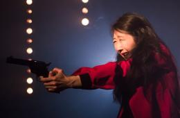 Arsalan Sattari Productions, Finborough Theatre, Iris Chang, Nanking, Rape of Nanking, Christopher Chen, depression, suicide, China