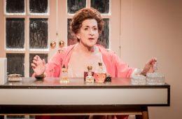 Woman Before a Glass, Jeremy Street Theatre, Peggy Gugenheim, Austin Pendleton, Judy Rosenblatt, Lanie Robertson,