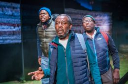 Testament, all-black cast, diversity, history, eclipse theatre,