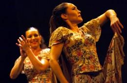 Compañía Rafaela Carrasco, Florencia O'Ryan, Carmen Angulo, Paula Comitre